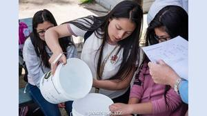 Truckee Water Bucket exercise