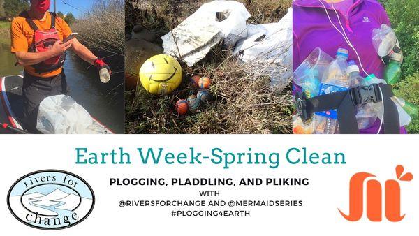 Earth Week Spring Clean Facebook Cover 2